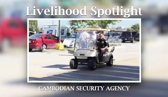 Cambodian Security Agency
