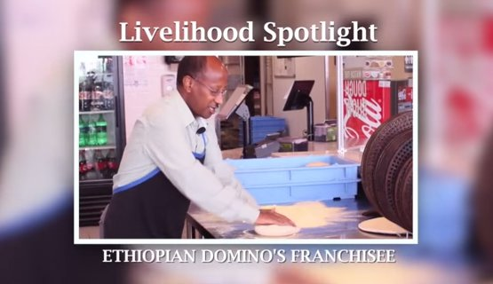 Ethiopian Dominos Franchisee