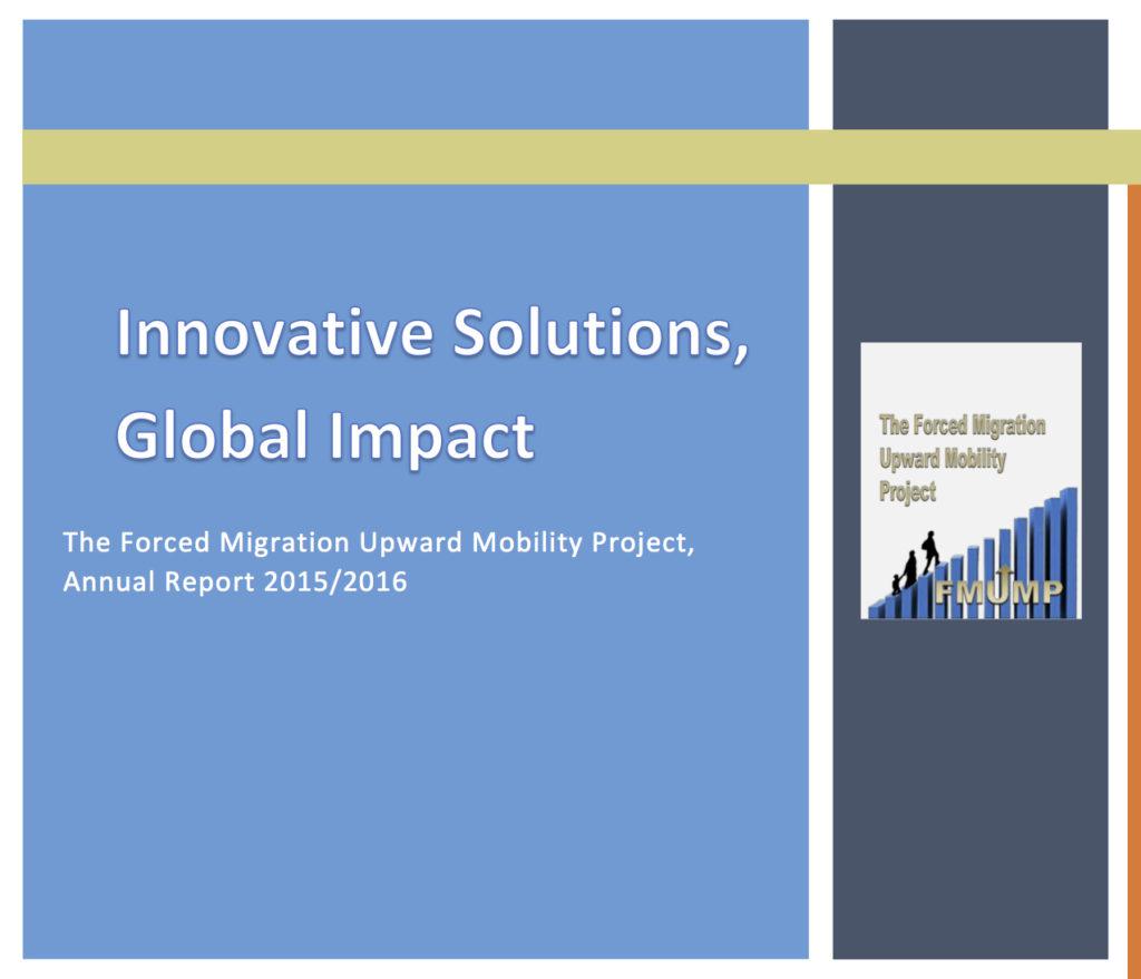 2016 FMUMP Annual Report
